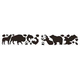 GEAR AID Tenacious Adesivi di riparazione Wildlife